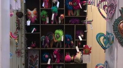 Photo of Arts and Crafts Store Folklorico at 440 Bull St, Savannah, GA 31401, United States