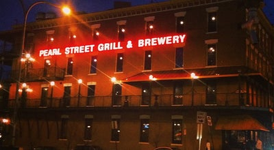 Photo of Nightclub Pearl Street Grill & Brewery at 76 Pearl St, Buffalo, NY 14202, United States