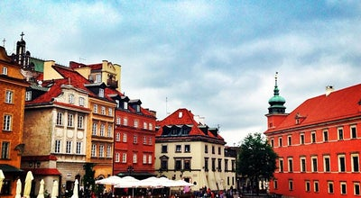 Photo of Neighborhood Stare Miasto | Old Town at Warszawa, Poland