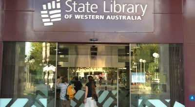 Photo of Library State Library of Western Australia at 25 Francis Street, Perth, WA 6000, Australia