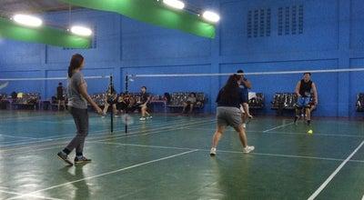 Photo of Tennis Court HP Badminton Court at San Pedro, Philippines