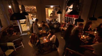 Photo of Cafe Gorila at Corredera Baja De San Pablo 47, Madrid 28004, Spain
