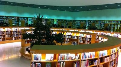 Photo of Library Pääkirjasto at Maaherrankatu 12, Kuopio 70100, Finland