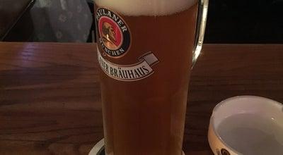 Photo of Beer Garden Paulaner Bräuhaus 宝莱纳啤酒花园餐厅 at 广州路123号, 南京, 江苏 210029, China