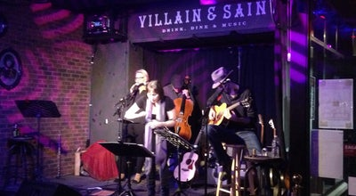 Photo of Music Venue Villain & Saint at 7141 Wisconsin Ave, Bethesda, MD 20814, United States