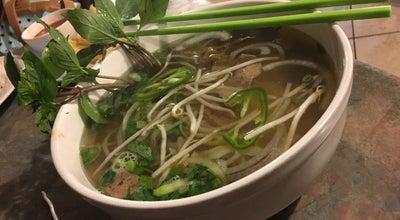 Photo of Asian Restaurant Pho Bac Noodle Palace at 1100 Mchenry Ave, Modesto, CA 95350, United States