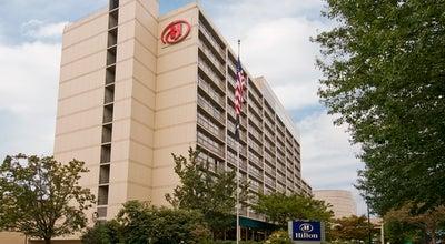 Photo of Hotel Hilton Eugene at 66 East 6th Avenue, Eugene, OR 97401, United States