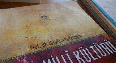 Photo of Library Polatlı Halk Kütüphanesi at Turkey