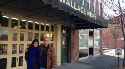 Photo of Bookstore Wallace News at 205 Broad St, Kingsport, TN 37660, United States