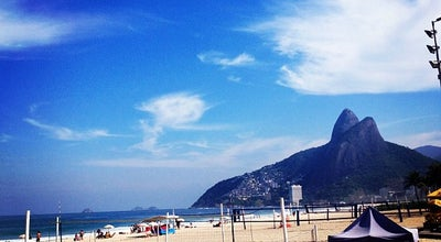 Photo of Outdoors and Recreation Orla Ipanema-Leblon at Av. Vieira Souto, Rio de Janeiro 22420-012, Brazil