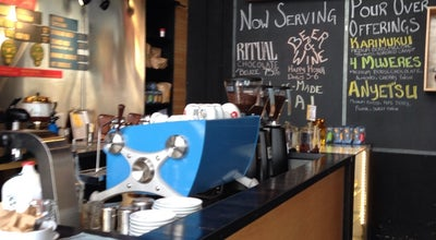 Photo of Cafe Novo Coffee at 1600 Glenarm Pl, Denver, CO 80202, United States