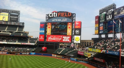 Photo of Other Venue Citi Field at 12301 Roosevelt Ave, Flushing, NY 11368, United States