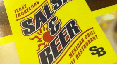 Photo of Mexican Restaurant Salsa & Beer at 11669 Sherman Way, North Hollywood, CA 91605, United States