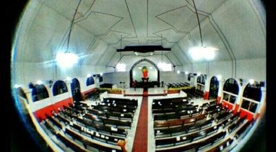 Photo of Arcade Gereja GKST Imanuel at Jl. Masjid Raya, Palu, Indonesia