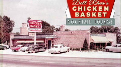 Photo of American Restaurant Dell Rhea's Chicken Basket at 645 Joliet Rd, Willowbrook, IL 60527, United States