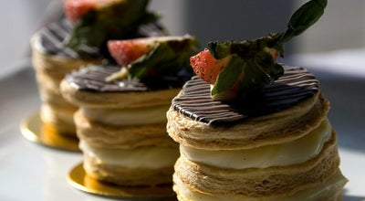 Photo of French Restaurant Rush Patisserie at 1201 Eldorado Avenue, Dallas, TX 75208, United States