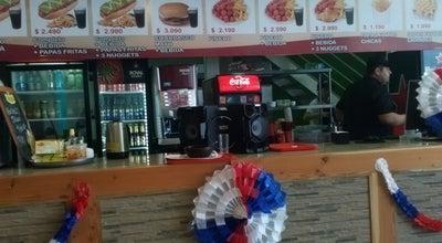Photo of Burger Joint Ok Delivery at Av. Circunvalación, Curicó, Chile
