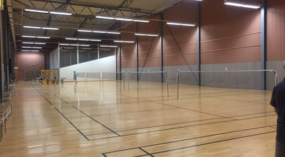 Photo of Tennis Court Sundbybergs Rackethall at Örsvängen 10, Sundbyberg, Sweden