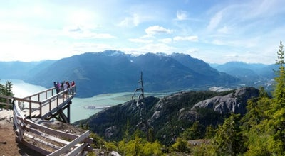 Photo of Tourist Attraction Sea to Sky Gondola at 36800 Highway 99, Squamish V8B 0B6, Canada