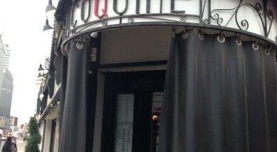 Photo of French Restaurant Coquine Restaurant at 2075 Yonge Street, Toronto, Canada