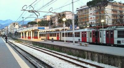 Photo of Train Station Stazione Sorrento Circumvesuviana at Sorrento, Italy