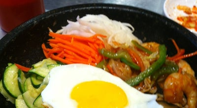 Photo of Restaurant Bibimbowl at 415 N Mary Ave, Sunnyvale, CA 94085, United States