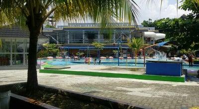 Photo of Water Park Hairos Indah Waterpark at Hairos Indah, Medan 20138, Indonesia