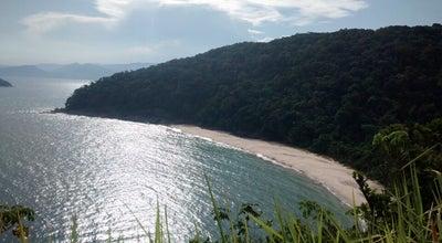 Photo of Beach Ponta Aguda Caraguatatuba at Brazil