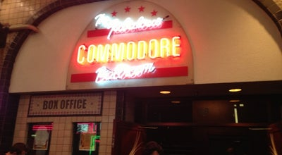 Photo of Tourist Attraction The Commodore Ballroom at 868 Granville St, Vancouver V6Z 1K3, Canada