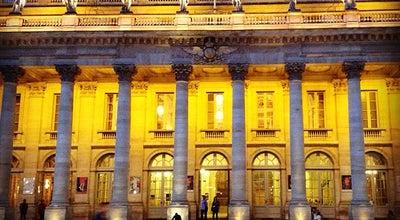 Photo of Monument / Landmark Grand Theatre at Place De La Comédie, Bordeaux 33025, France