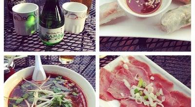 Photo of Asian Restaurant Pho Nouveau at 780 W Idaho St, Boise, ID 83702, United States