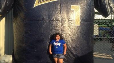 Photo of Baseball Field Brazos Valley Bank Ballpark at 531-533 W Carson St, Bryan, TX 77801, United States