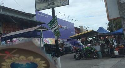 Photo of Burger Joint Paat Burger & nasi lemak malam at Kepala Batas 13200, Malaysia