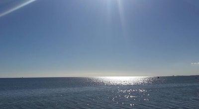 Photo of Beach Taparura Sidi Mansour at Tunisia