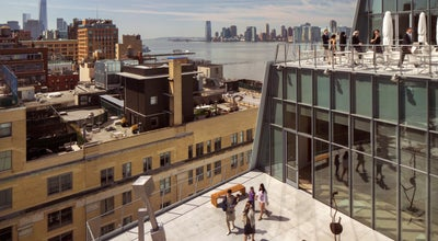 Photo of Art Museum Whitney Museum of American Art at 99 Gansevoort St, New York, NY 10014, United States