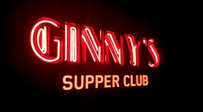 Photo of Comfort Food Restaurant Ginny's Supper Club at 310 Lenox Avenue, New York, NY 10027, United States