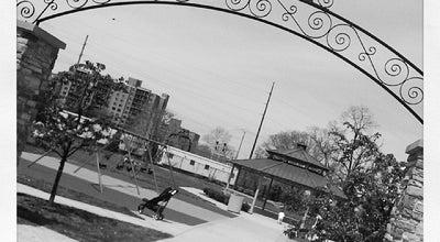 Photo of Playground Tony Brush Park at Random Rd., Cleveland, OH 44106, United States