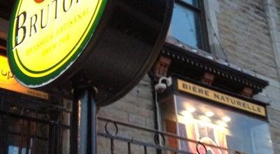 Photo of Bar Brutopia at 1219 Crescent St., Montreal, QC H3G 2B1, Canada
