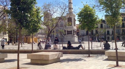 Photo of Monument / Landmark Plaza de la Merced at Malaga 29012, Spain