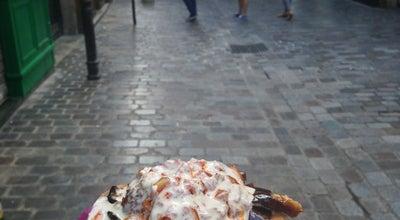 Photo of Fast Food Restaurant Mi Va Mi at 23 Rue Des Rosiers, Paris 75004, France