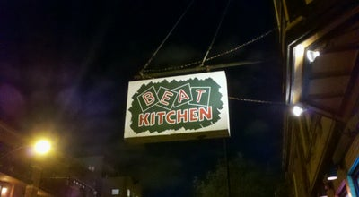 Photo of Music Venue Beat Kitchen at 2100 W Belmont Ave, Chicago, IL 60618, United States