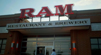 Photo of American Restaurant Ram Restaurant and Brewery at 1901 Mcconnor Pkwy, Schaumburg, IL 60173, United States