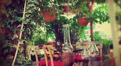 Photo of Italian Restaurant Sardunya Cafe at Kavaklidere Barbaros Mah. Tunali Hilmi Cad. Bulten Sok. No:21-d, Ankara, Turkey