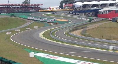 Photo of Racetrack Autódromo José Carlos Pace (Interlagos) at Av. Sen. Teotônio Vilela, 261, São Paulo 04801-010, Brazil