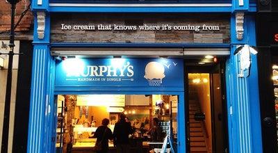 Photo of Ice Cream Shop Murphy's Ice Cream at 27 Wicklow St, Dublin 2, Ireland