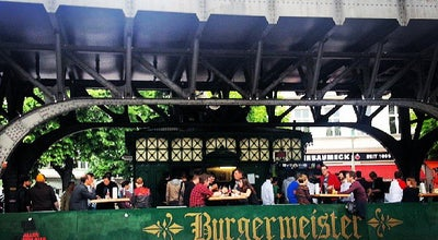 Photo of American Restaurant Burgermeister at Oberbaumstraße 8, Berlin 10997, Germany