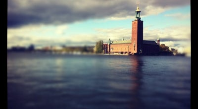 Photo of City Hall Stockholms Stadshus | Stockholm City Hall at Ragnar Östbergs Plan 1, Stockholm 112 20, Sweden