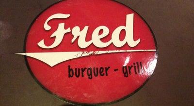 Photo of Restaurant Fred Burguer Grill at Avenida T 14, Goiania 74230-130, Brazil