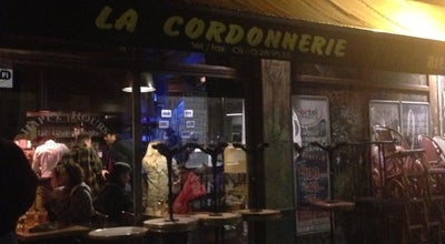 Photo of Restaurant la cordonnerie at 142 Rue Saint Denis, Paris 75002, France