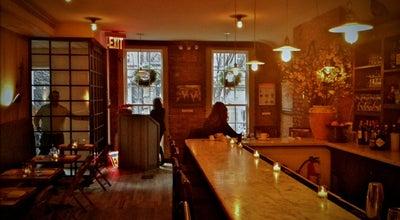 Photo of Italian Restaurant De Santo's at 139 W 10th St, New York, NY 10014, United States